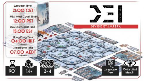 D.E.I. - Divide et Impera