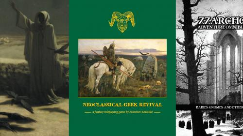 Neoclassical Geek Revival