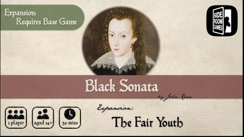 Black Sonata: The Fair Youth