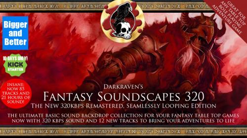 Darkraven Fantasy Soundscapes 320