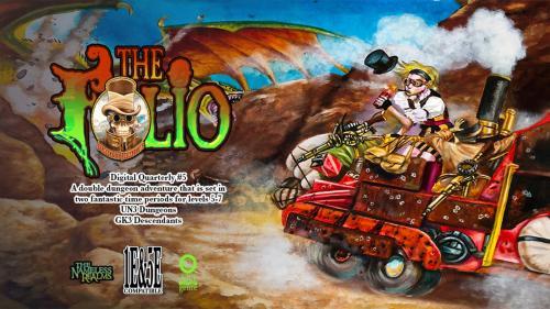 The Folio: Digital Quarterly #5