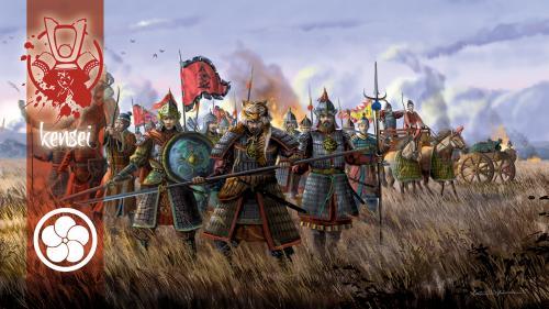 Katai Empire the Chinese Army