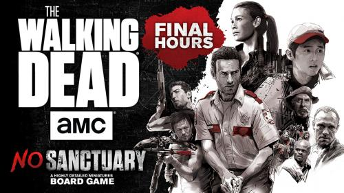 The Walking Dead No Sanctuary