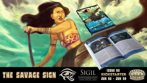 The Savage Sign 02