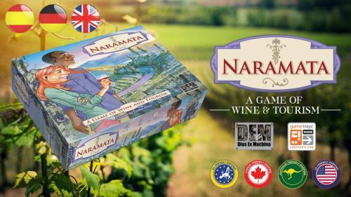 Naramata: A Game of Wine & Tourism