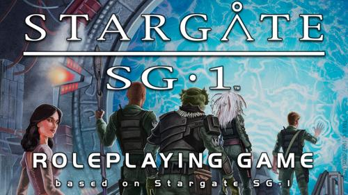 Stargate SG-1 Roleplaying Game