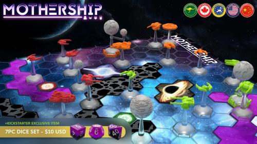 Mothership 2nd Edition: Booster Pack