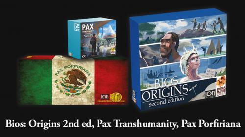 Bios:Origins (2nd ed), Pax Transhumanity & Pax Porfiriana