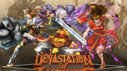 BattleCON: Devastation - A Fighting Card Game