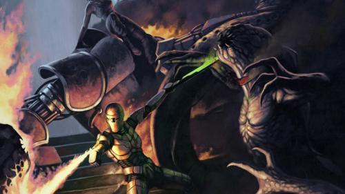 The Blackest Space - An Interstellar Sci-Fi Survival RPG