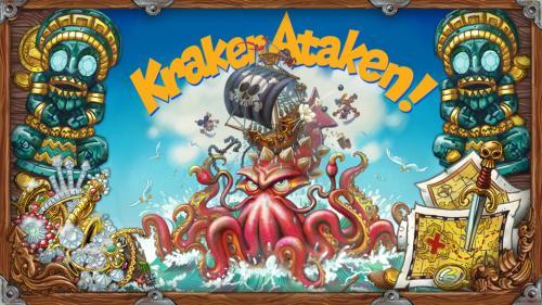 Kraken Ataken!