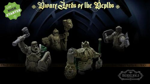 Dwarf Lords of the Depths