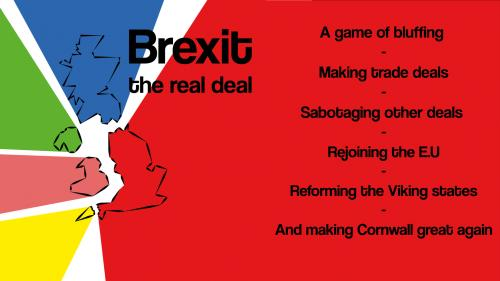 Brexit: The Real Deal