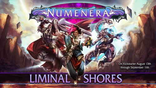 Numenera: Liminal Shores