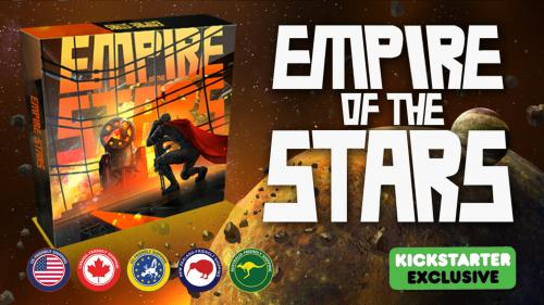 Empire of the Stars - 4X Board Game