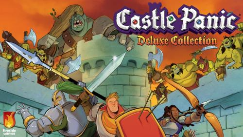 Castle Panic Deluxe Collection