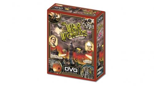 The War of the Worlds - Board Game