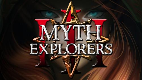 Mythexplorers III : RPG miniatures