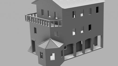 Make 100 3D Printable Homes & Eiffel Tower