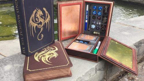 Spellbook Gaming Boxes