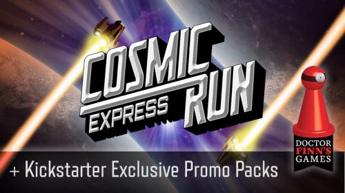 Cosmic Run: Express + Promo Packs