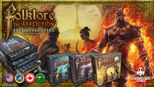 Folklore: The Fall of the Spire