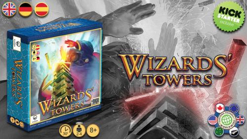 Wizards  Towers