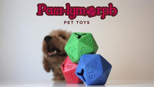 Paw-lymorph Pet Toys