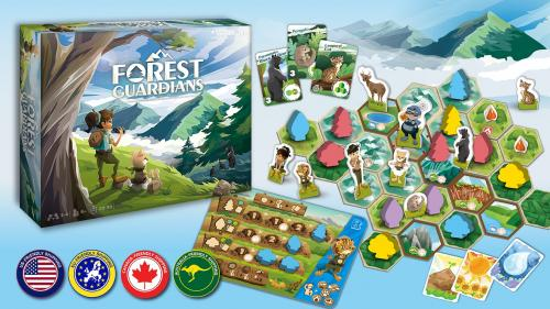 Forest Guardians: Safeguard The Wilderness