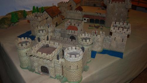 Miniature Building Authority Castle Kickstarter