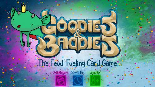 Goodies & Baddies Card Game