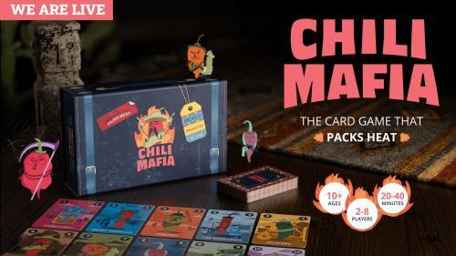 Chili Mafia - The card game that packs heat