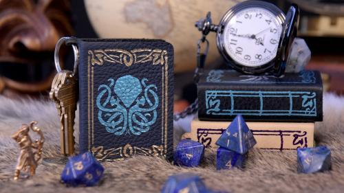 Keychain Spellbooks