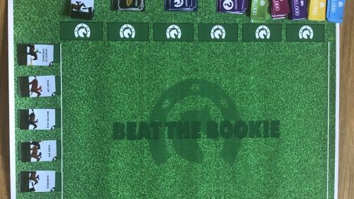 Beat The Bookie Horse Racing Board Game Tabletop Analytics