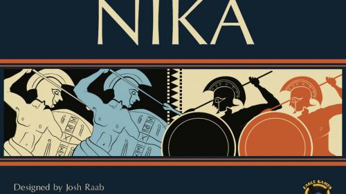 NIKA: A game inspired by ancient Greek geography & warfare!