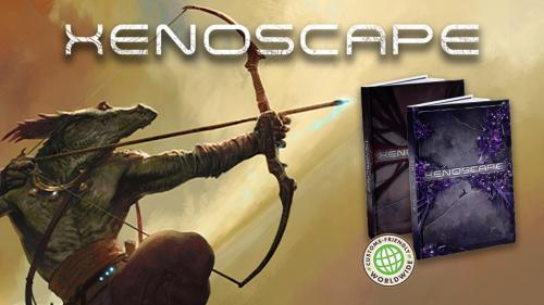 XENOSCAPE - Extreme survival Sci-Fi RPG