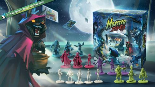 Monster Slaughter by Ankama Board Games