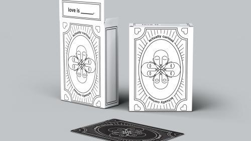 The Actually Curious Card Game