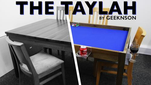 The Taylah - one table for everyone