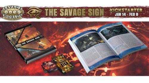 The Savage Sign
