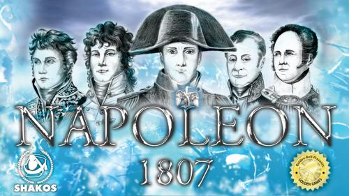 Napoléon 1807 : When the Game Meets History
