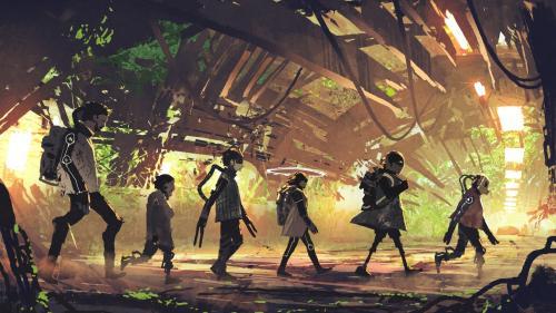 Legacy: Life Among the Ruins - The Next World