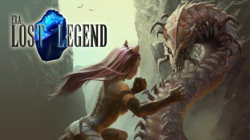 Era: Lost Legend - A Final Fantasy-inspired RPG