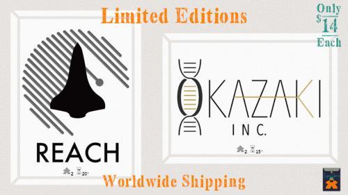 Reach & Okazaki