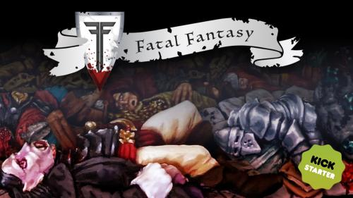 FATAL FANTASY Casualty Miniatures for Tabletop wargaming.