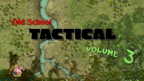 Old School Tactical VOL III: The Pacific Theater
