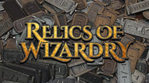 Relics of Wizardry: Custom Coins for Card Games & More