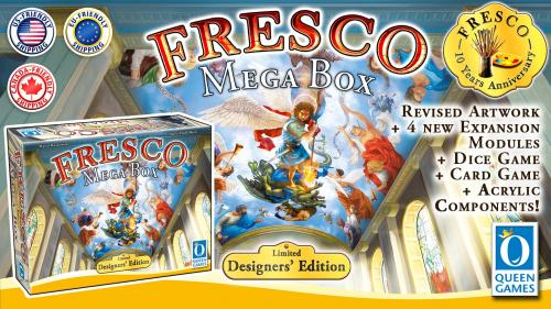 Fresco Mega Box