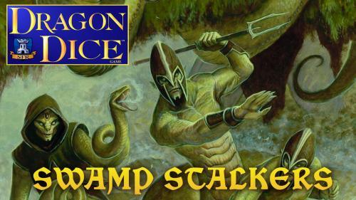 Dragon Dice - Swamp Stalkers (reprint)