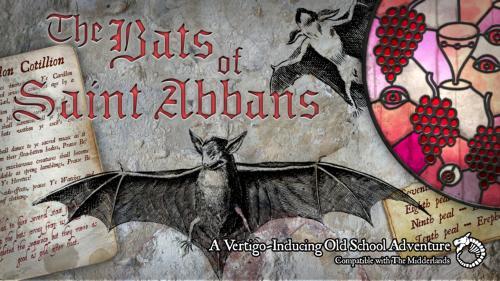 The Bats of Saint Abbans - An OSR Adventure